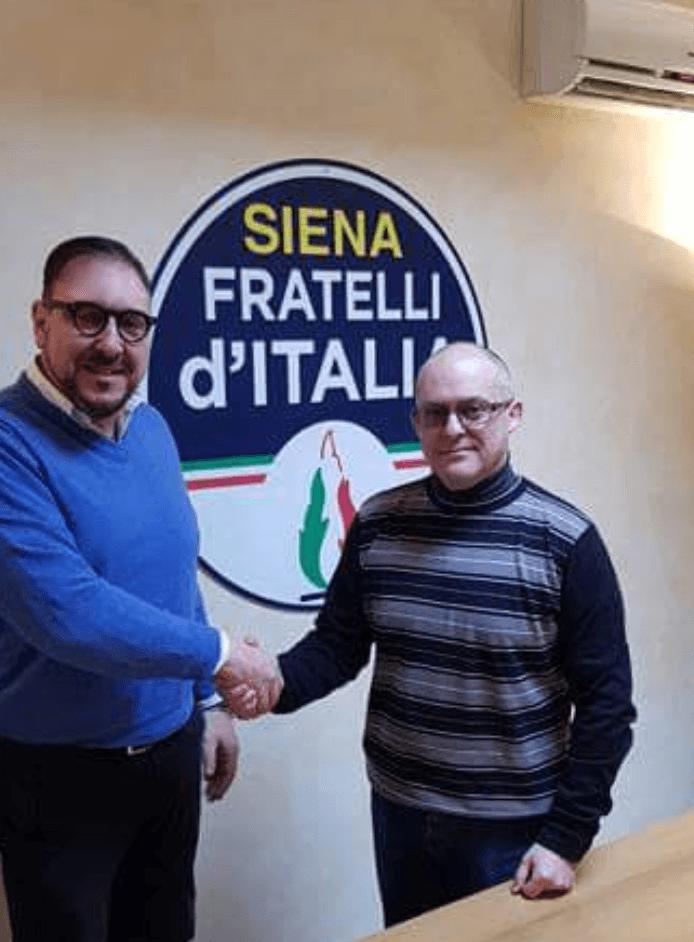 FdI incontra il segretario provinciale sindacato Polizia Siulp