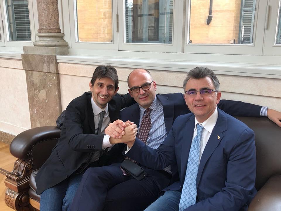 Anche la Lega con De Mossi, il centrodestra va unito alle Amministrative