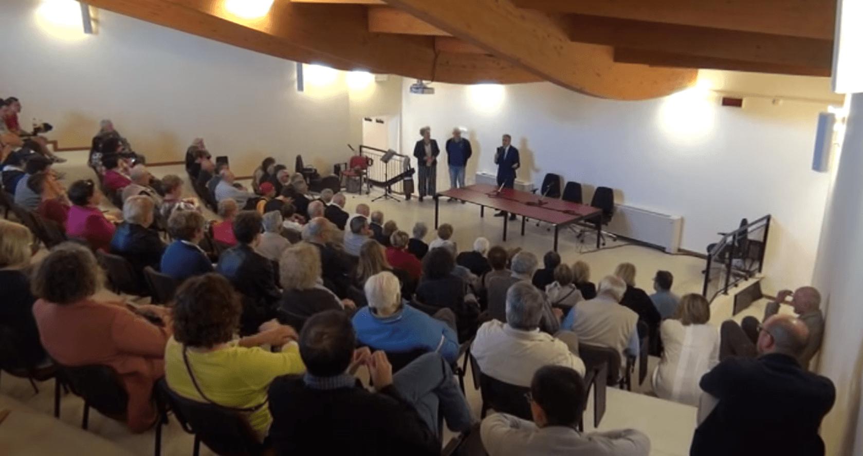 Auditorium San Miniato, al via la sperimentazione della gestione