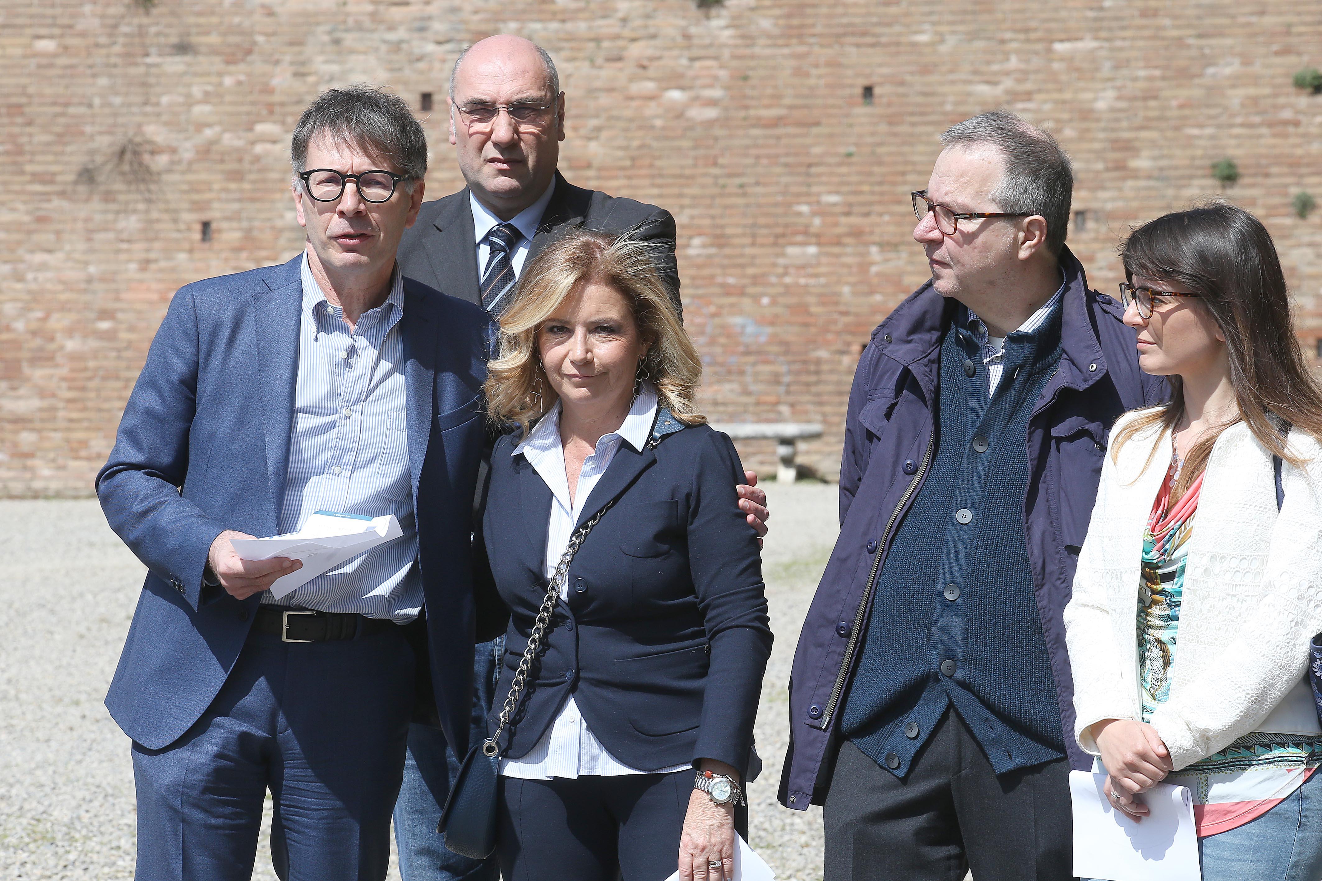 """""""De Mossi sindaco"""", ecco chi sono i candidati al Consiglio comunale"""