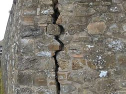 Crollo S.Gimignano: Comune chiude terrazza panoramica