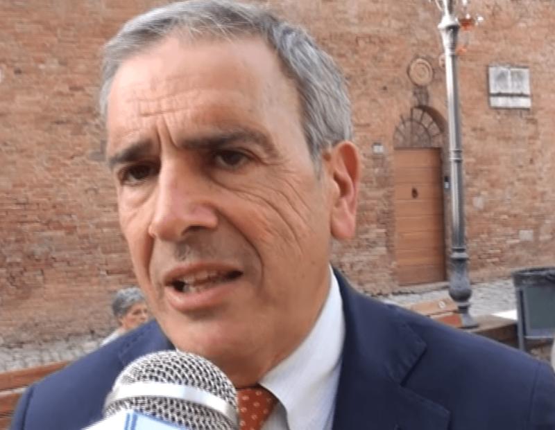 Le prime parole dell'ex Sindaco Bruno Valentini