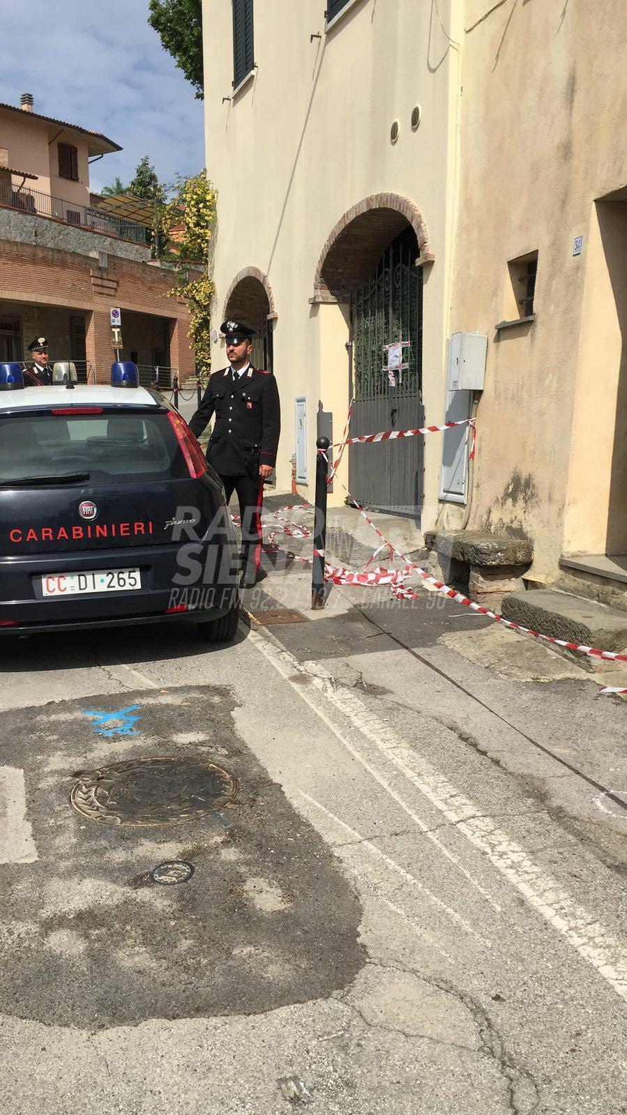 Delitto Sinalunga, l'omicida era giunto a piedi da Foiano per chiarire un dissidio lavorativo