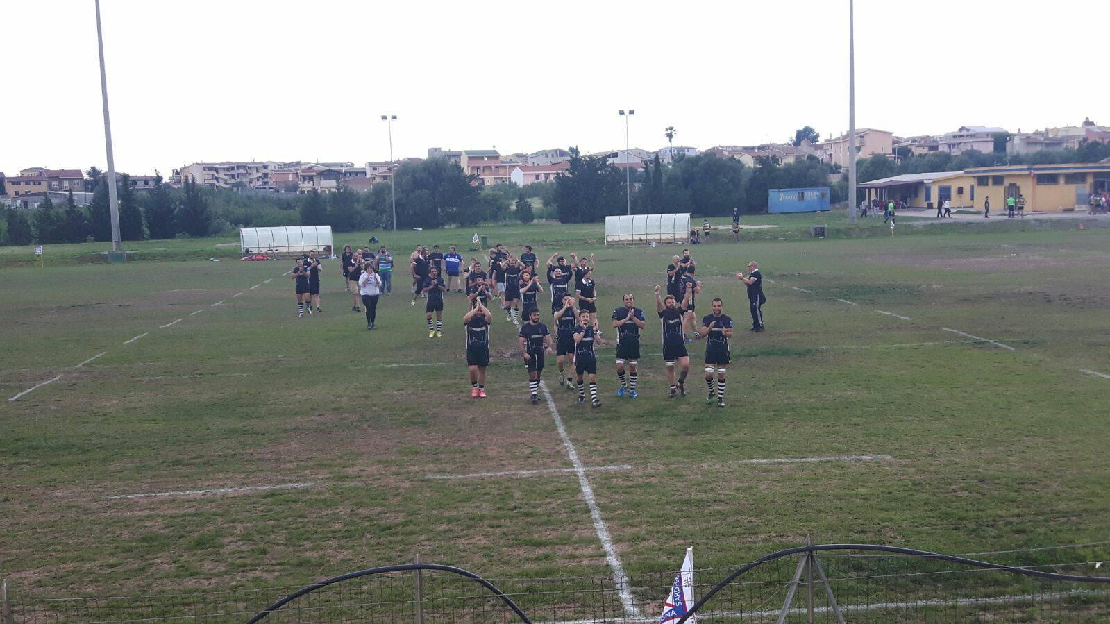 Il Cus Siena Rugby scrive la storia: vittoria per 29-5 sul campo di Sinnai e promozione in B