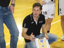 Coach David Fattorini