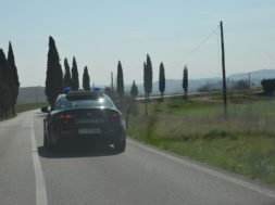 carabinieri piancastagnaio