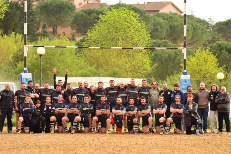 Il Cus Siena Rugby batte Bologna Reno