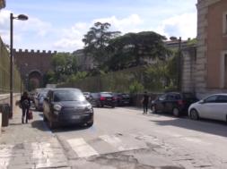 romana parcheggi
