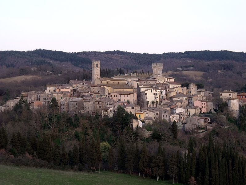 Da Arezzo per fare il bagno nelle vasche di San Casciano dei Bagni: scattano le multe