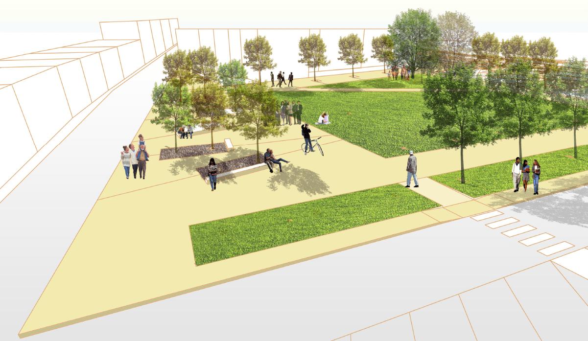 Poggibonsi, al via i lavori nell'area ex Sardelli, nascerà un parco pubblico di quasi un ettaro