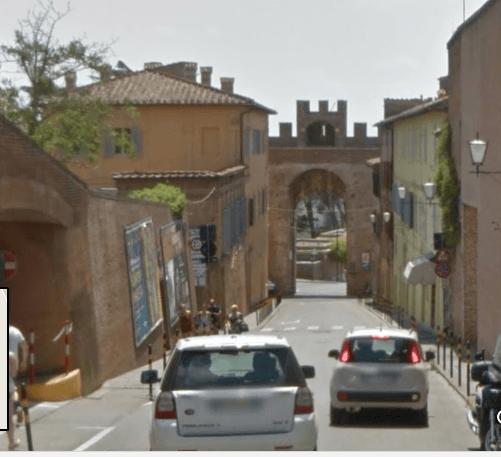 Lavori in via Mattioli:  parcheggio Il Campo aperto solo per gli abbonati e i residenti dei settori Romana e Tufi