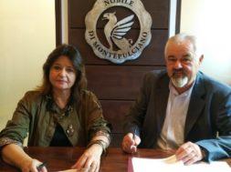 Basagni – Di Betto firma convenzione MPS