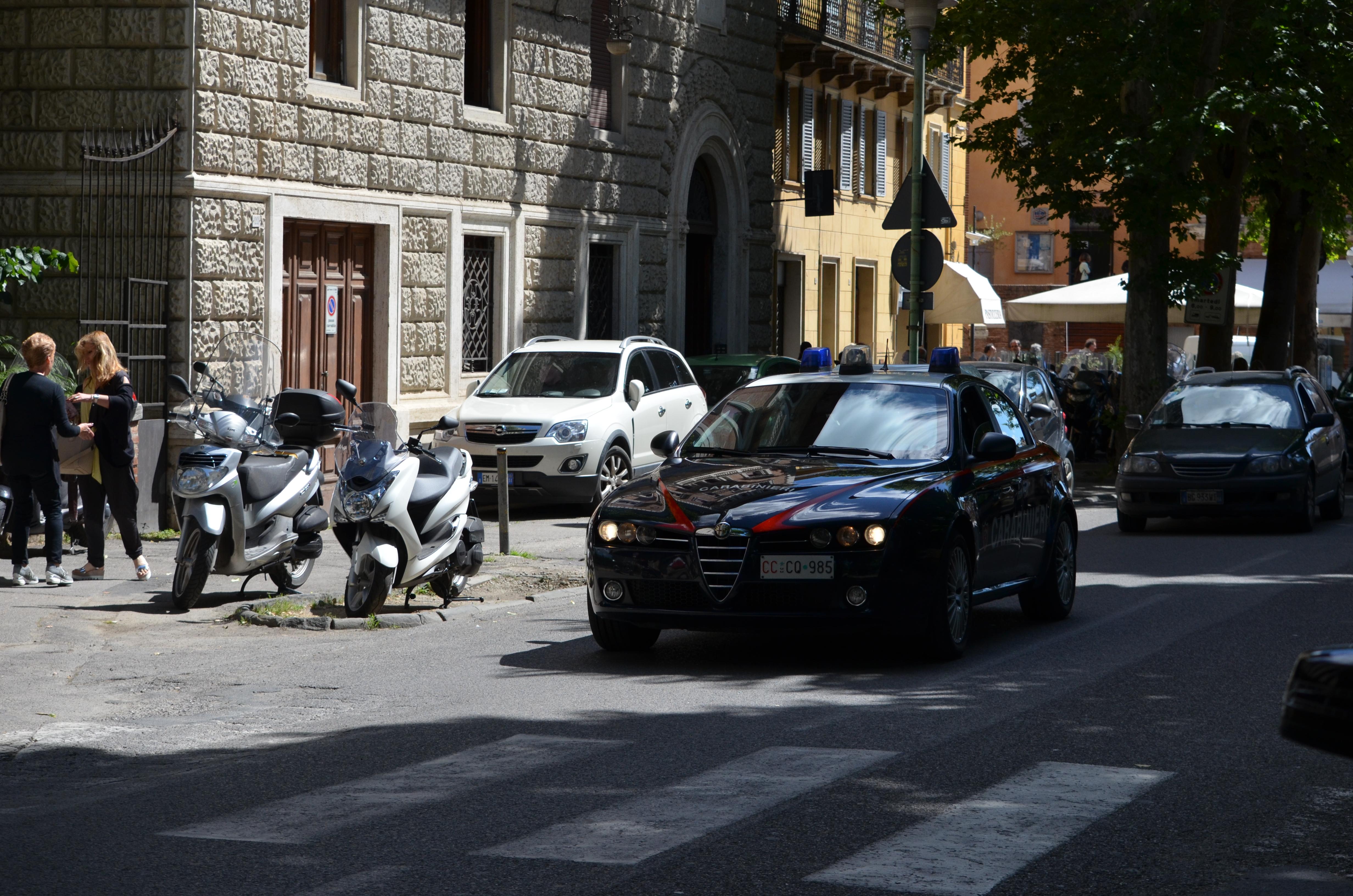 Arrestato per spaccio a Colle Val d'Elsa un 35enne albanese