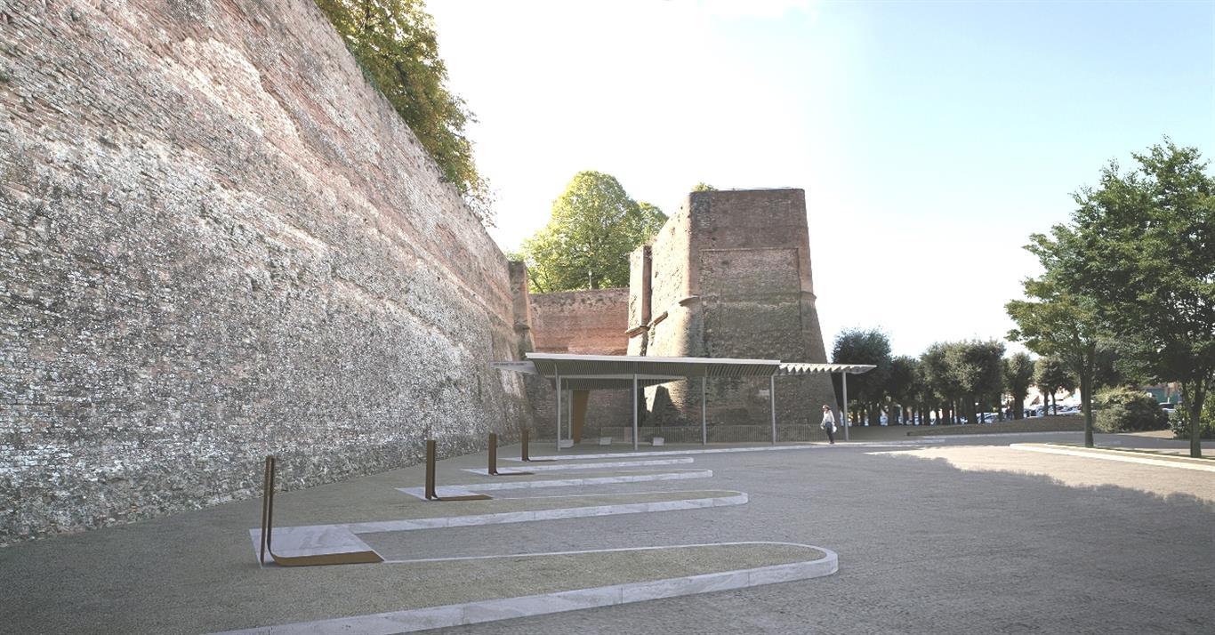 Ex Campino di San Prospero, analisi geologiche per i lavori dei bagni pubblici