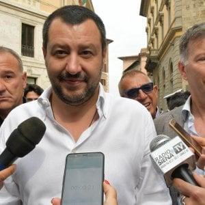 Suppletive, si accende la campagna elettorale: lunedì 19 Matteo Salvini a Siena