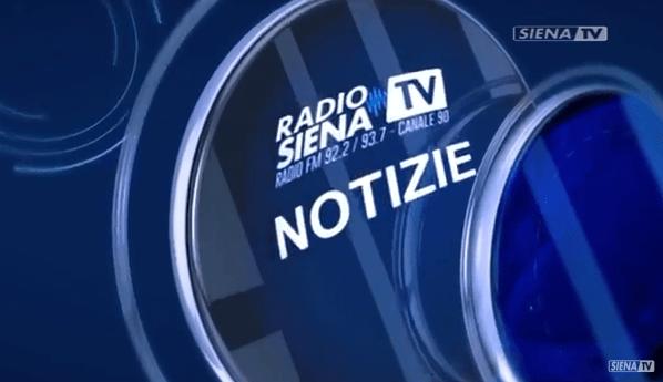 Tg di Siena Tv da oggi alle 20.30