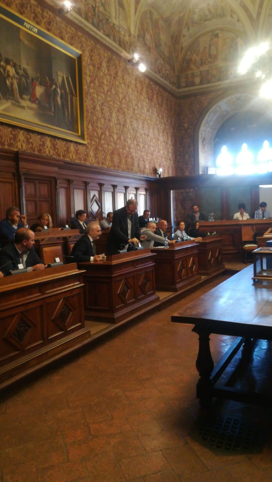 Marco Falorni eletto presidente del Consiglio comunale
