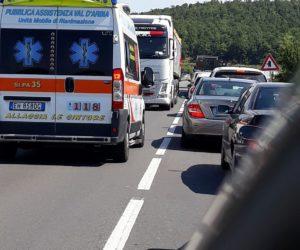 Incidente sulla Siena Grosseto, lunghe file (NOTIZIA IN AGGIORNAMENTO)