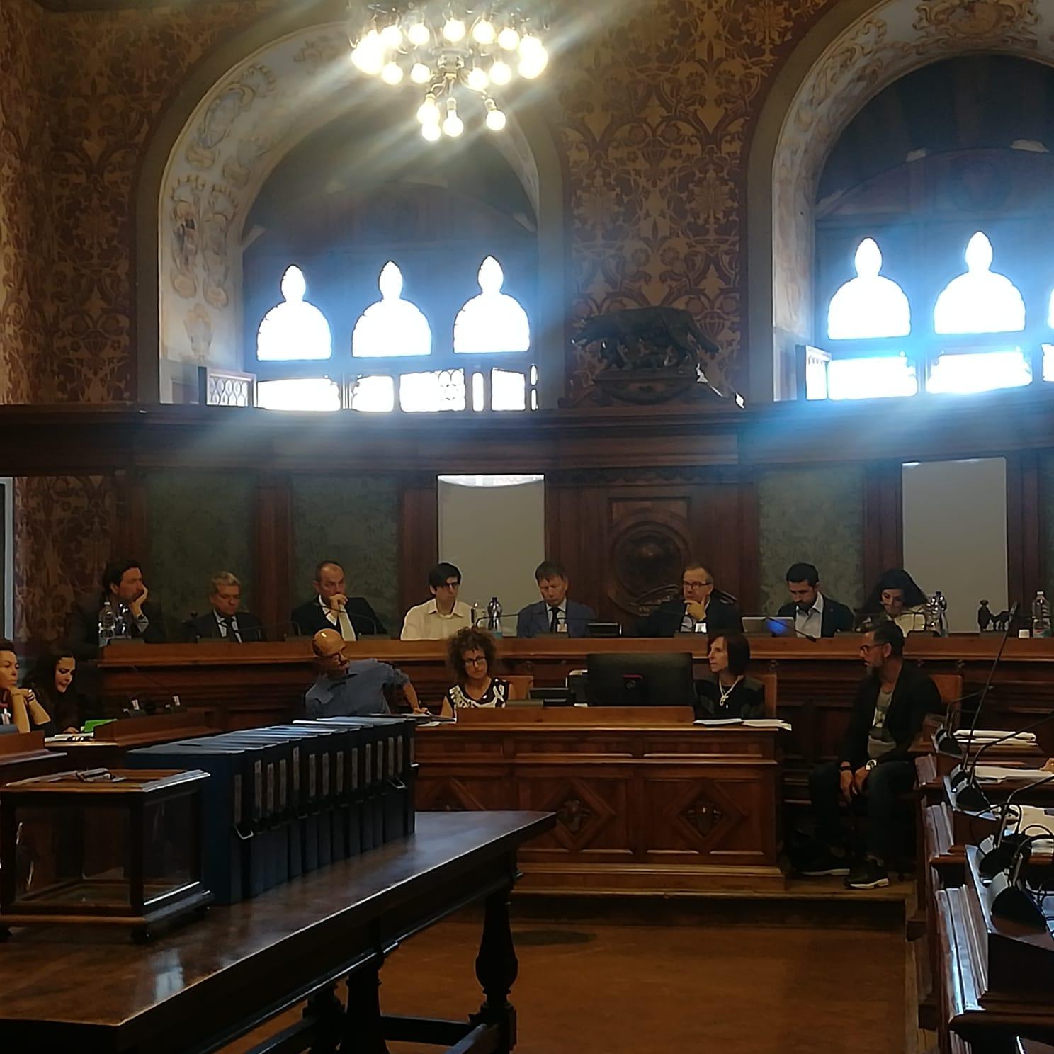 Consiglio comunale, eletti i capigruppo