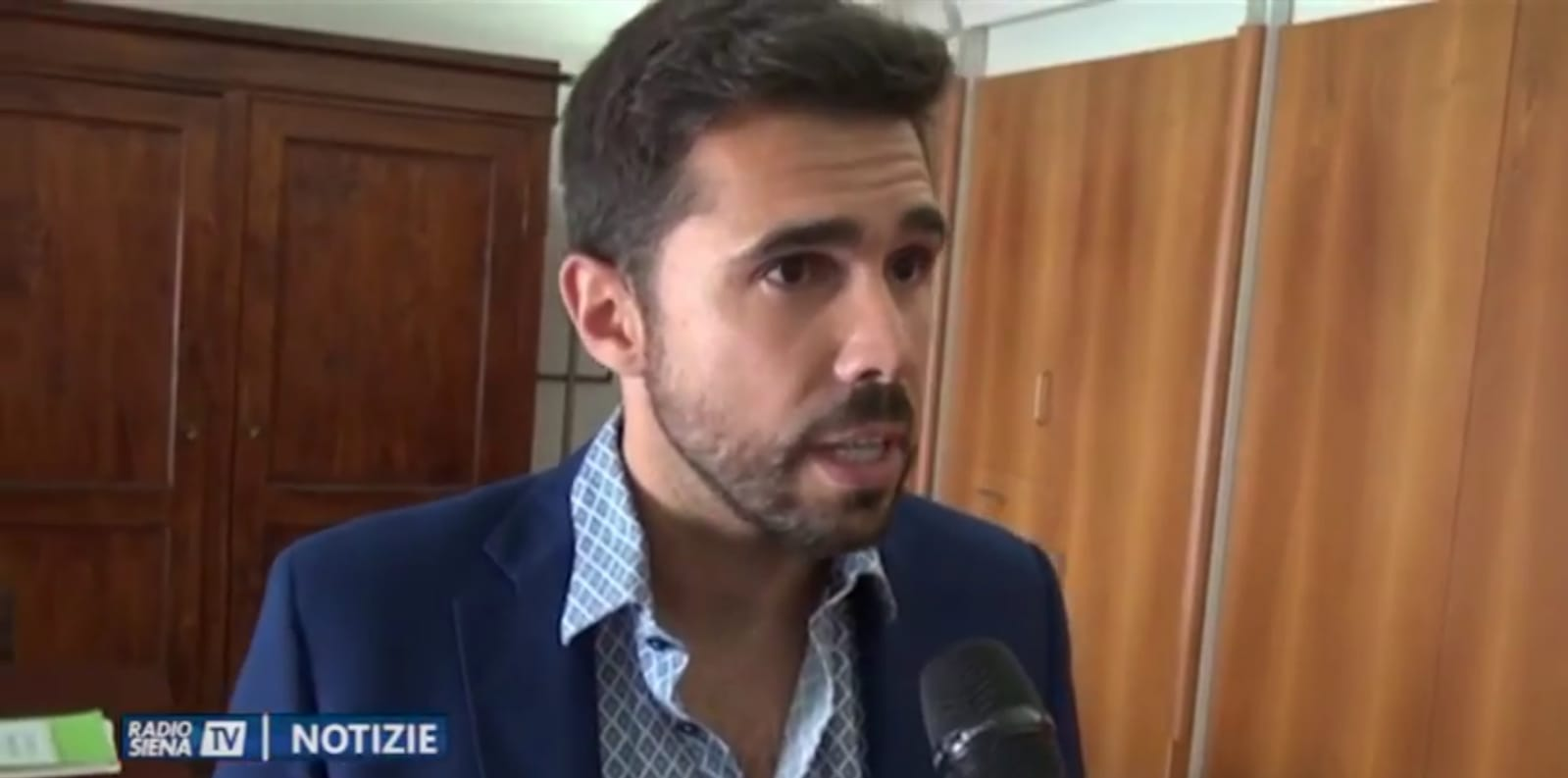"""Michelotti su sicurezza: """"Vicini al Palio. Rivedremo la sicurezza in Piazza alla luce delle nuove direttive del Ministero dell'Interno"""""""