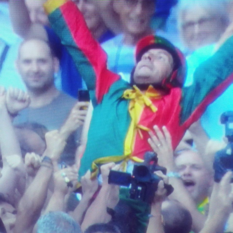 """Claudio Rossi (priore Drago) a Siena Tv: """"Una gioia immensa"""""""