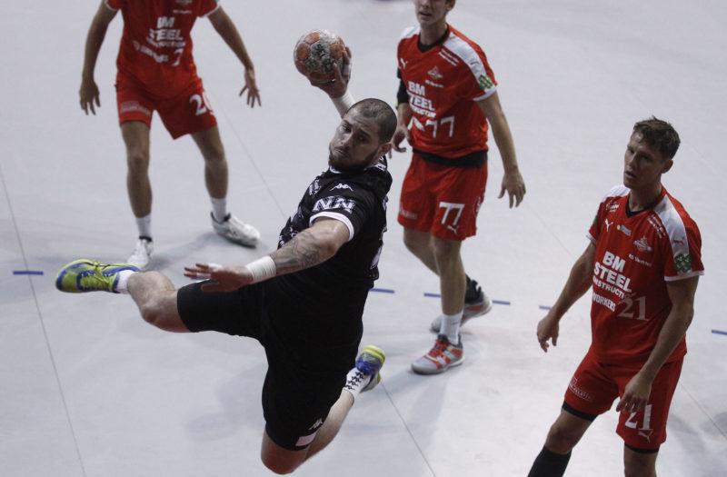 Ego Handball: domani Siena vs Bolzano
