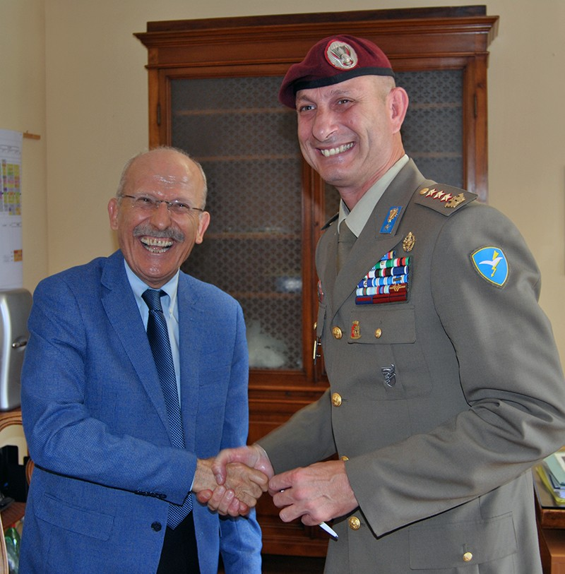 Firmata la convenzione per la formazione in emergenza-urgenza del personale sanitario militare