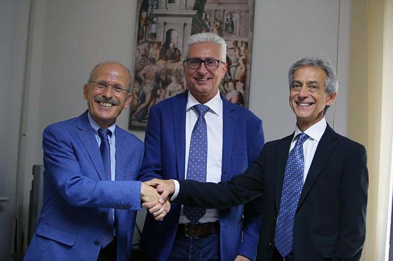 Presentato il nuovo direttore del UOC Cardiochirurgia, dottor Gianfranco Montesi