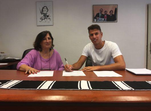 Robur, ufficiale l'ingaggio del difensore Marco Rossi