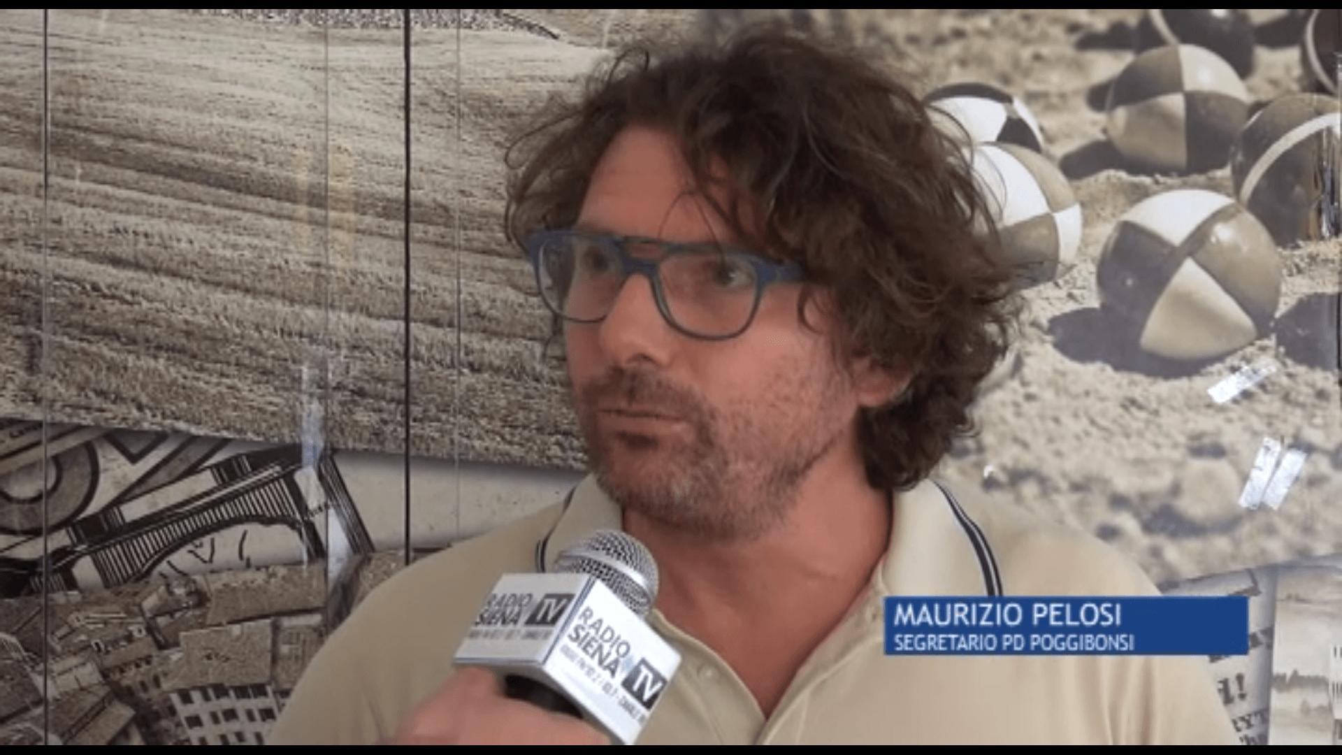 Maurizio Pelosi si è dimesso da segretario del PD di Poggibonsi