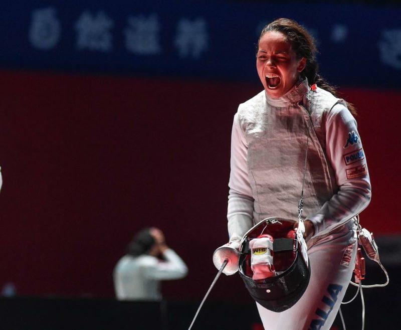 Olimpiadi di Tokyo: Alice Volpi approda in semifinale