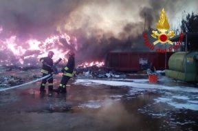 incendio rugi gracciano