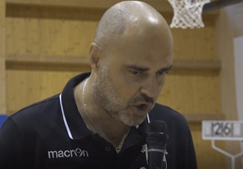 On Sharing Mens Sana, Moretti: buon test con Pistoia, guardiamo avanti con fiducia