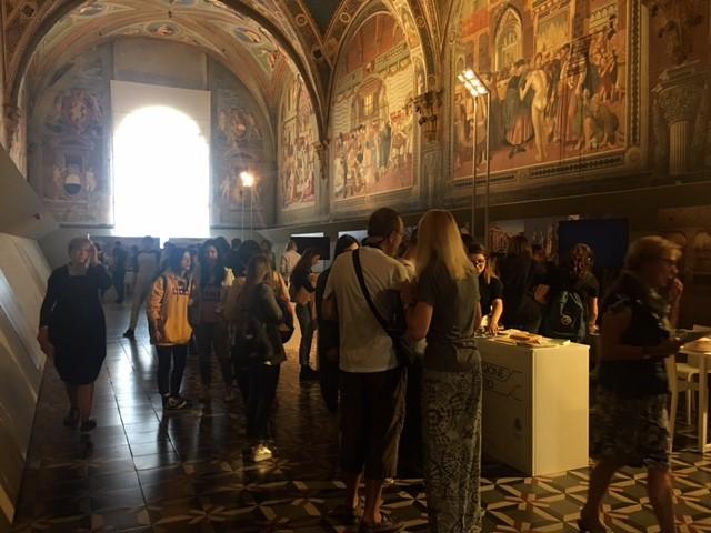 Inaugurata al Santa Maria della Scala l'edizione 2018 del World Tourism Event Unesco