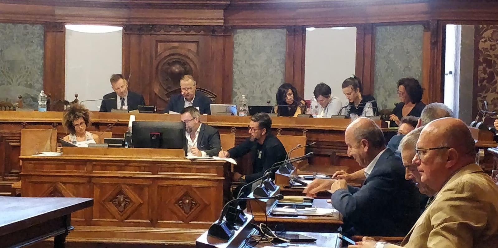 Consiglio comunale, i componenti delle commissioni
