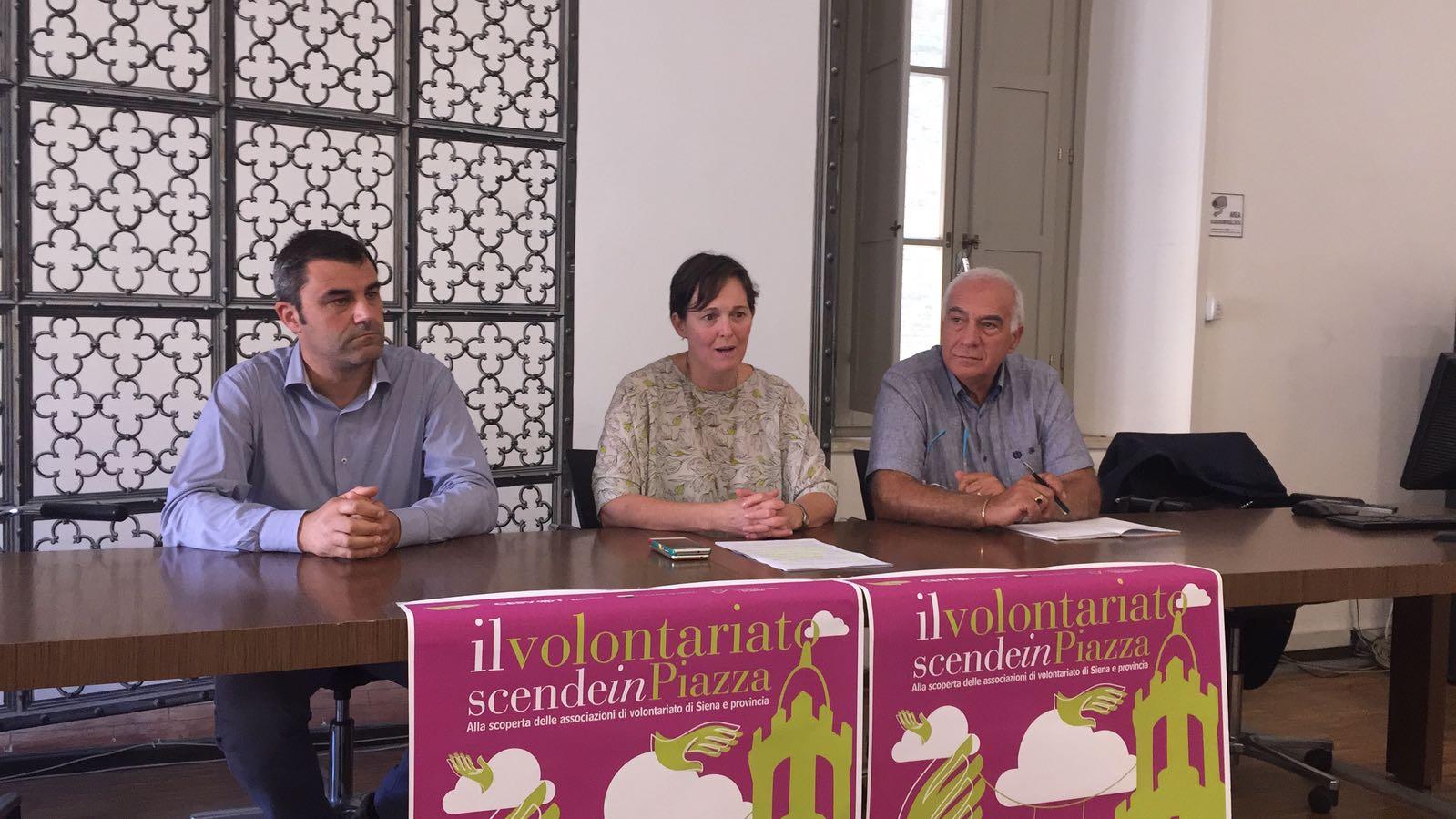 """""""Il volontariato scende in piazza"""", presentata la grande festa delle associazioni"""