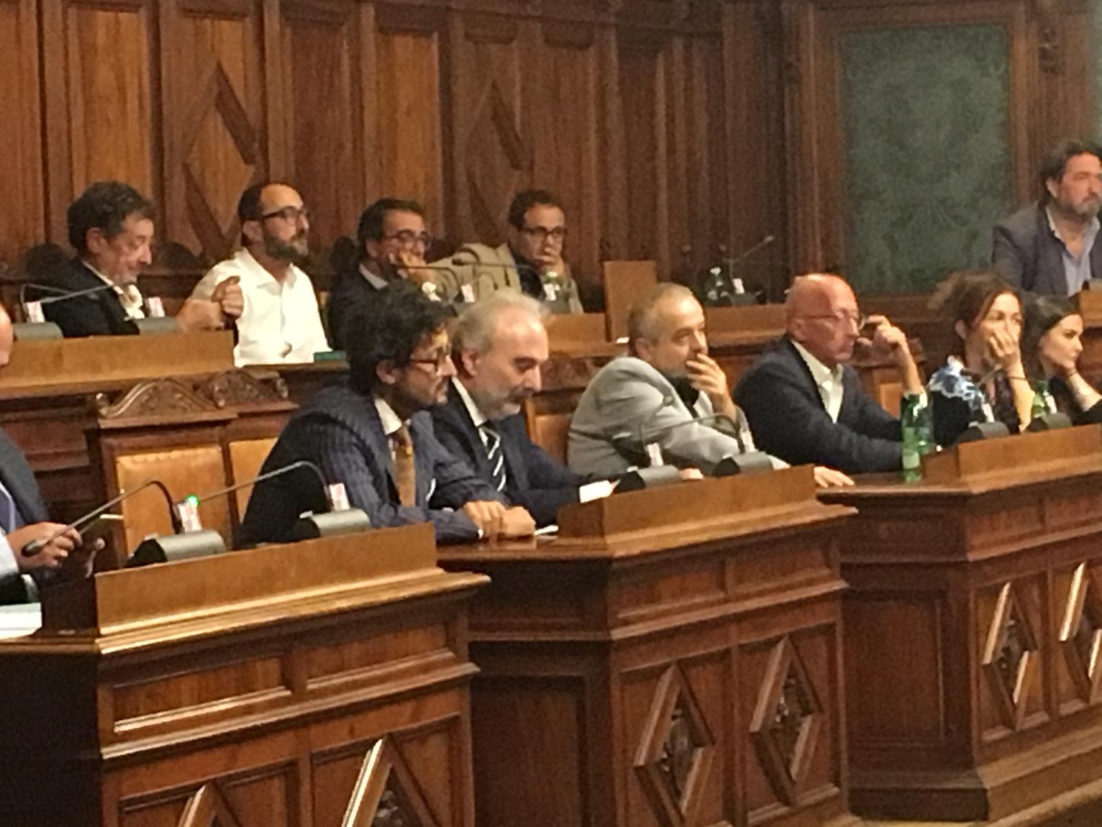 """Castellani, Voltiamo Pagina: """"Noi favorevoli a Palio Straordinario"""""""