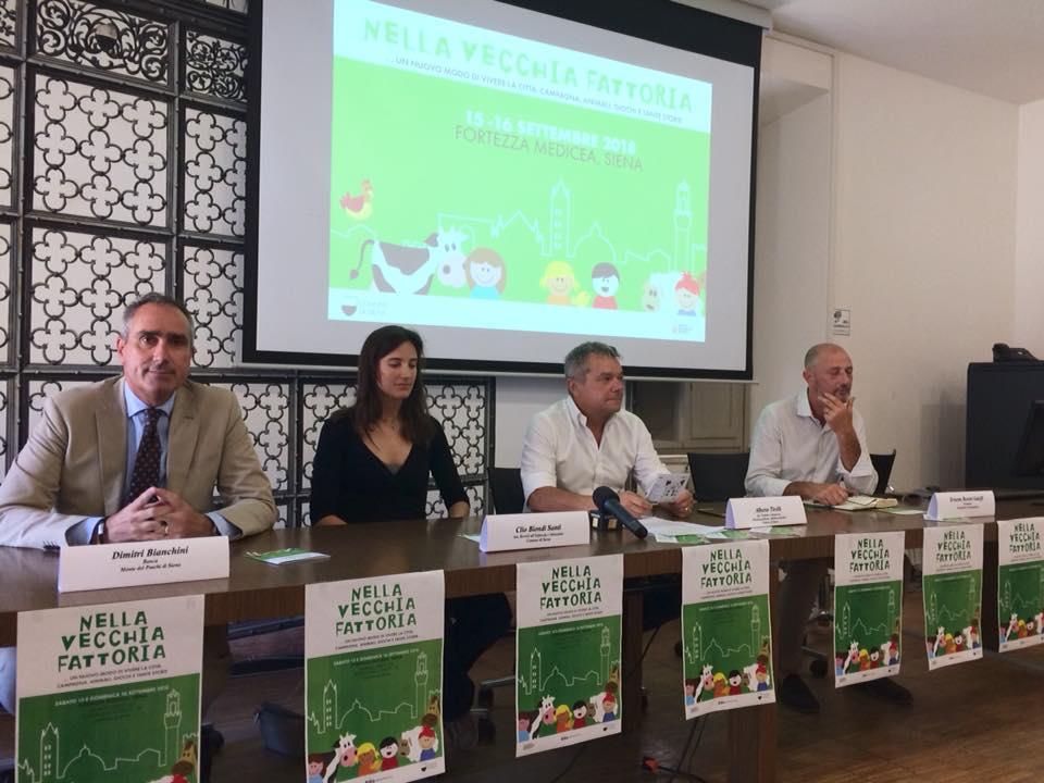 """""""Nella Vecchia Fattoria"""": la campagna si trasferisce due giorni in Fortezza"""
