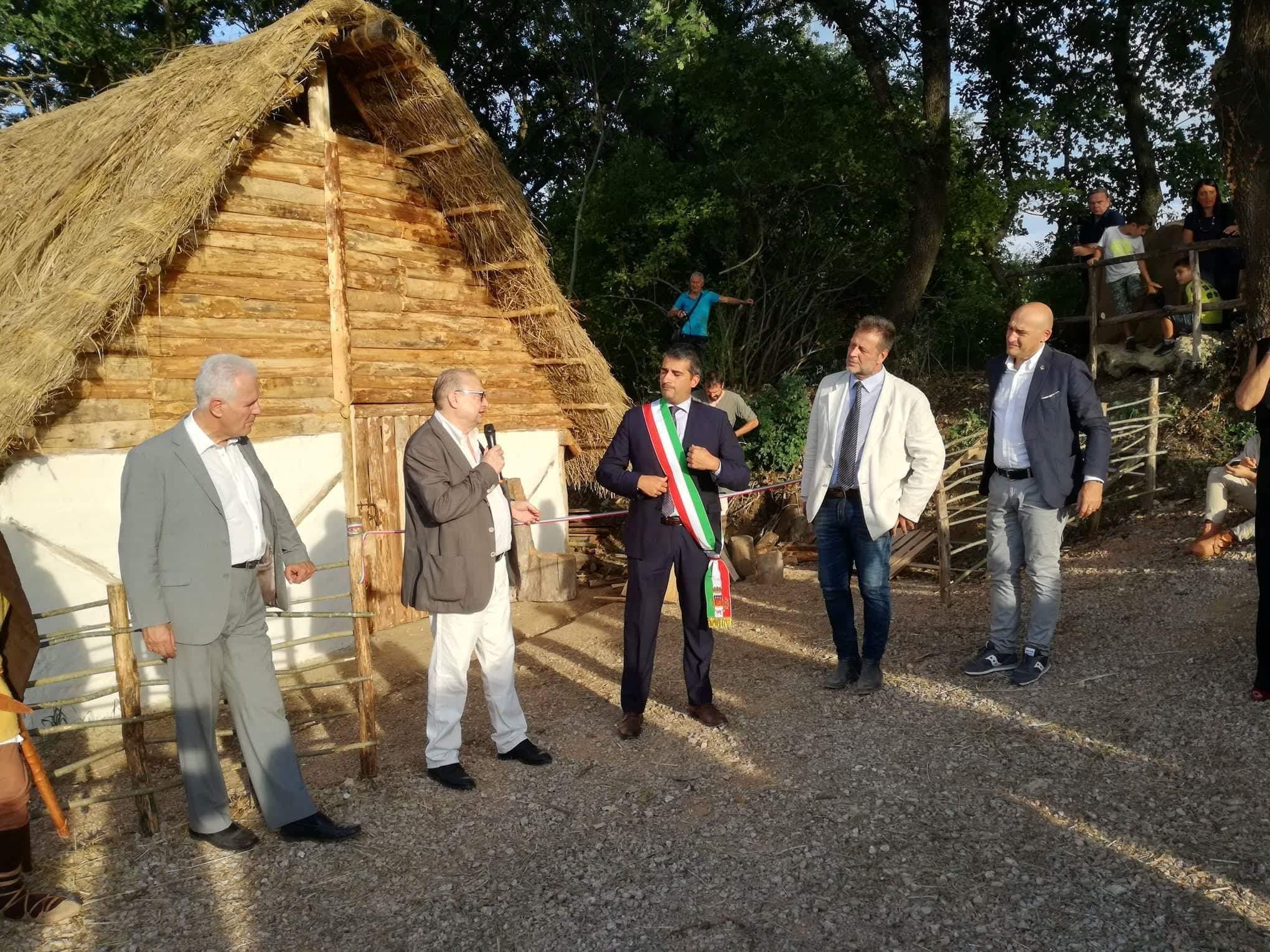 Terzo lotto di lavori per l'Archeodromo di Poggibonsi. Il villaggio carolingio diventa più grande