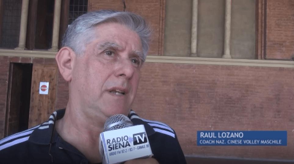 """Italia-Cina, coach Lozano: """"Cina, impara dall'Italia. E' una delle favorite"""""""