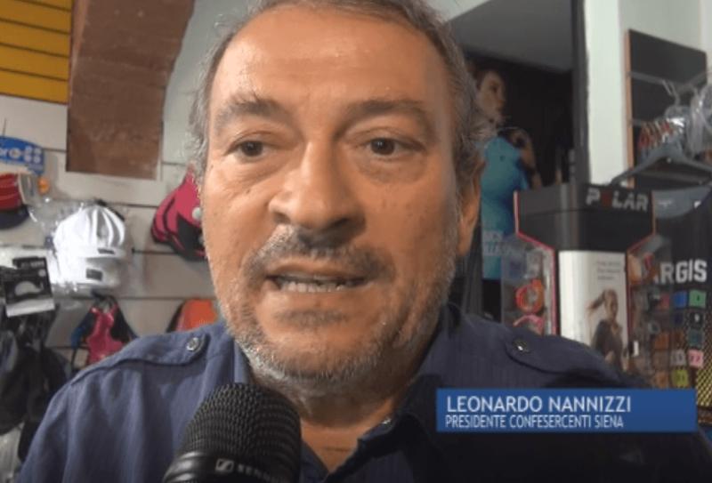 """Nannizzi (Confesercenti Siena): """"Il Cura Italia è un sorso d'acqua, ne servono altri"""""""