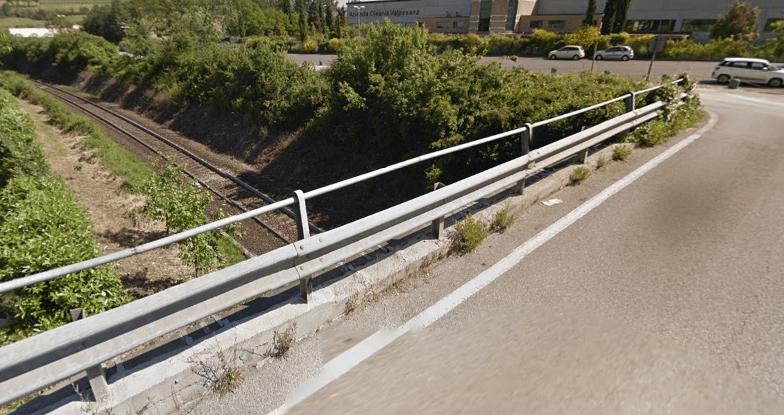 Pericolo crollo, chiuso il ponte sulla via Chiantigiana a Castellina Scalo