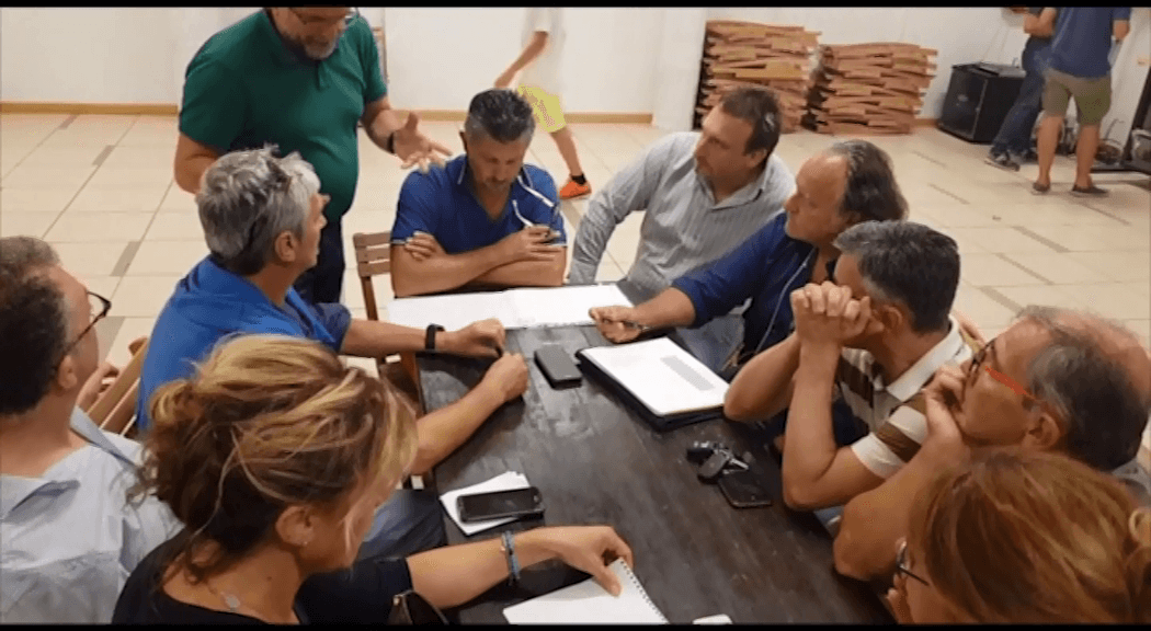 """Il Drago presenta la sua festa: il """"backstage"""" della preparazione nel video di Siena Tv"""