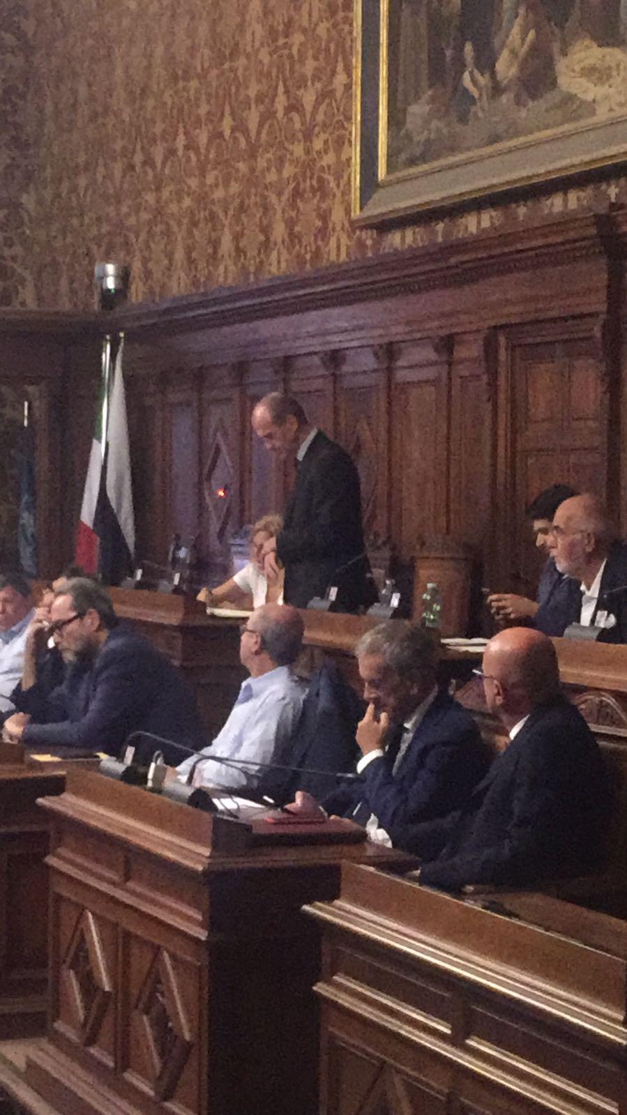 """Palio Straordinario,Straderini:""""Ho anche io dubbi, ma va rispettata la volontà dei cittadini"""""""