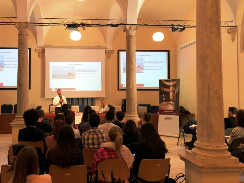Banca Mps aderisce al Career Week dell'Università di Siena