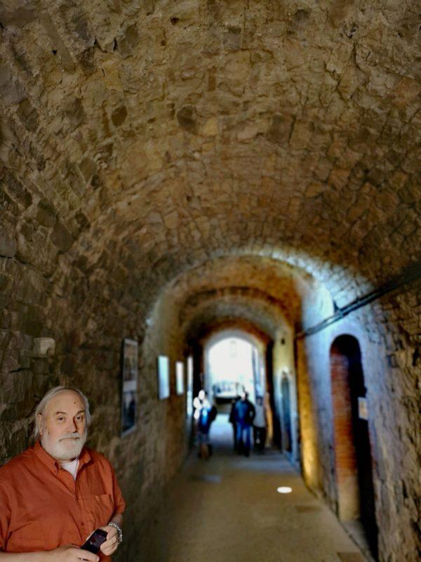 Grande scoperta a Castellina in Chianti: Brunelleschi progettò le antiche fortificazioni