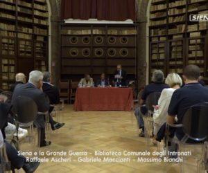 Siena e La Grande Guerra – Biblioteca Comunale degli Intronati