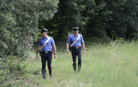 Fungaiolo si perde nei boschi dell'Amiata, ritrovato dai carabinieri
