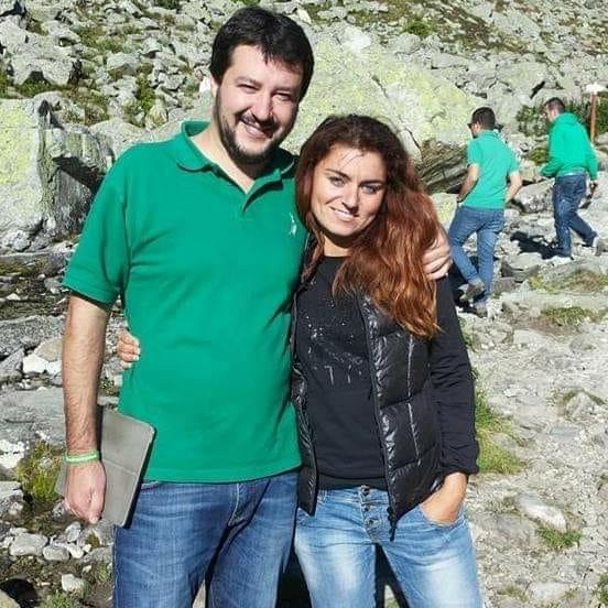 Susanna Ceccardi è la candidata della Lega alle elezioni regionali toscane