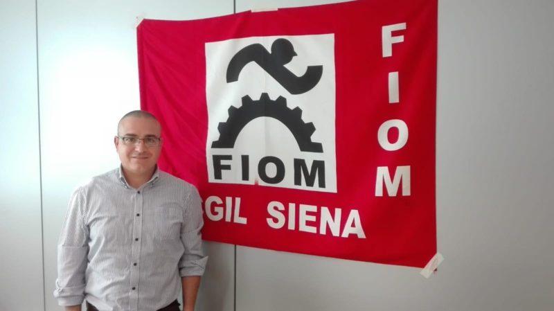 FIOM CGIL Siena: Massimo Onori confermato segretario generale